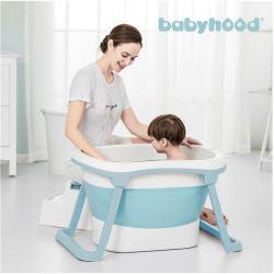 babyhood 蒂尼折疊浴桶