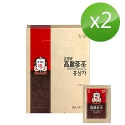 正官庄 高麗蔘茶(50包/盒)*2盒