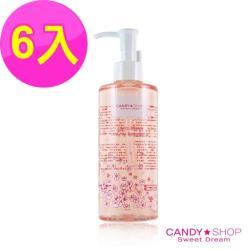 CANDY SHOP 櫻花深層卸妝油250mlx6入團購組