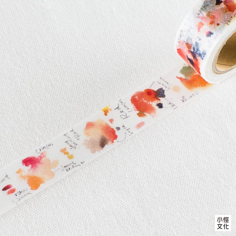 【小徑文化】涼丰 Liang Feng 聯名合作款 Vol.2 色彩研究室圖鑑 - 革物 ( MTW-LF016 )