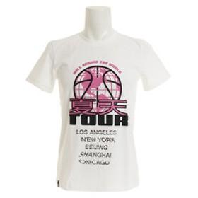 【Super Sports XEBIO & mall店:トップス】SP INLINE 半袖Tシャツ FWN75-DX6941