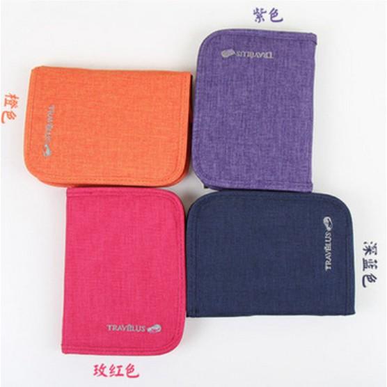 韓版短版拉鍊證件護照夾 韓版兩折多功能護照包夾 多功能證件包 護照夾 證件包 短款護照夾