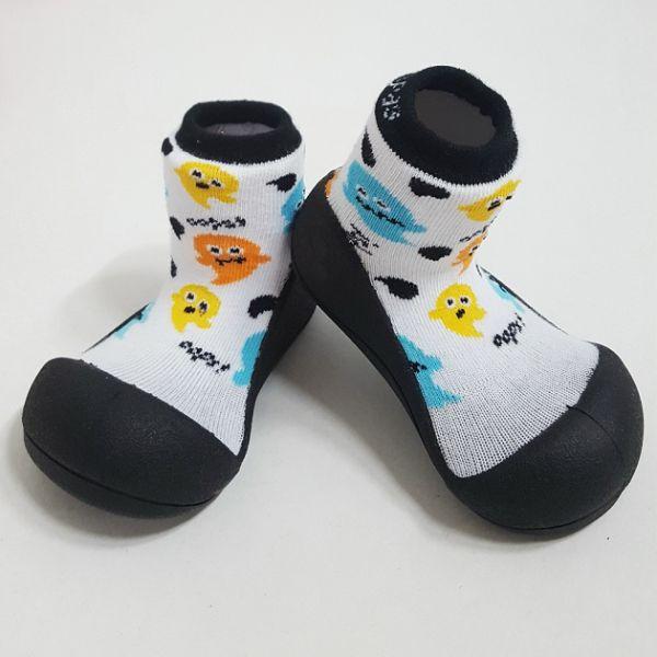 韓國 Attipas 快樂腳襪型學步鞋-派對進行曲【麗兒采家】