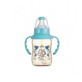 【小獅王simba】桃樂絲心願PPSU自動把手標準葫蘆小奶瓶 150ml