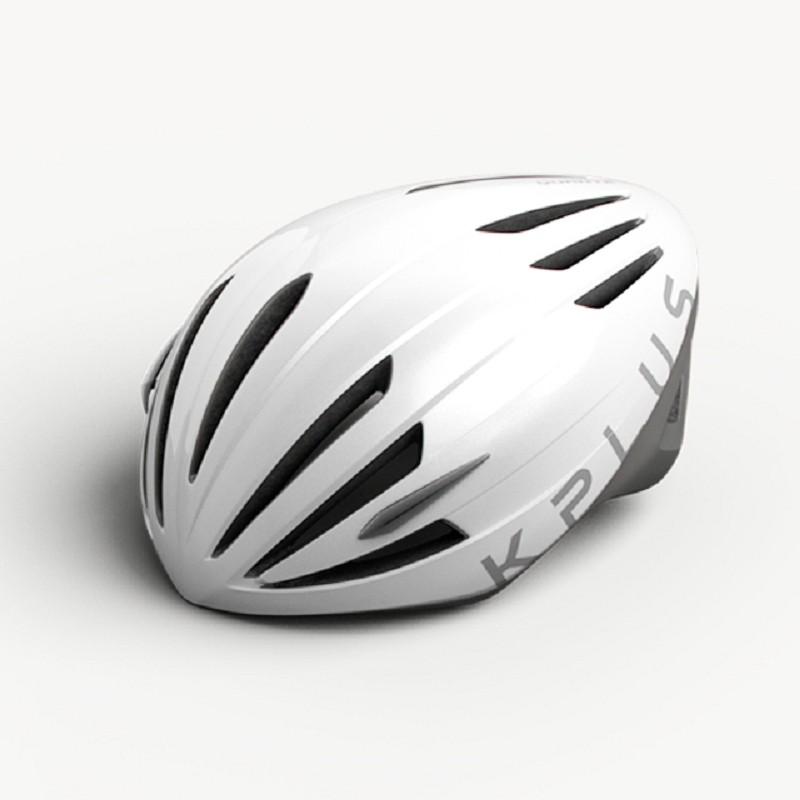 KPLUS QUANTA系列公路競速專用安全帽(白)【7號公園自行車】