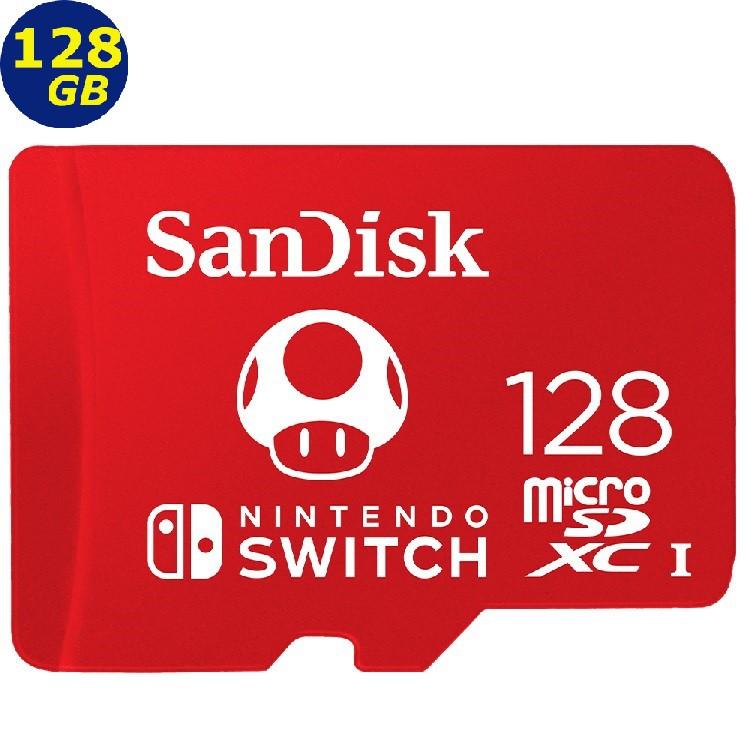 容量: 128GB讀取速度 : 最高可達 100 MB/s寫入速度 : 最高可達 90 MB/s 類別 : microSDXCSanDisk 終身有限保固 (細項規格及保固條件請詳看官網 )NINTE