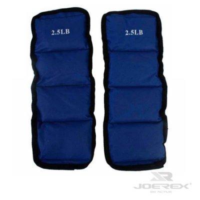 金潮派-JOEREX-5磅綁腿沙袋/沙包組-JW05(63-17162)