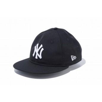 ニューエラ(NEW ERA) RC 9FIFTY ニューヨーク・ヤンキース ブラック × ホワイト 12018891 メンズ レディース  男女兼用