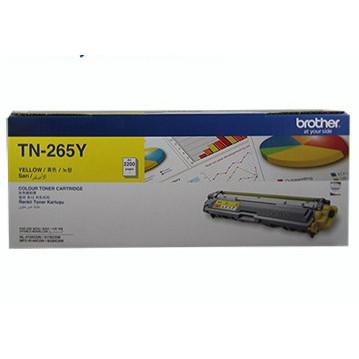 BROTHER TN-265Y 原廠黃色高容碳粉匣 適用:HL-3170CDW/MFC-9330CDW