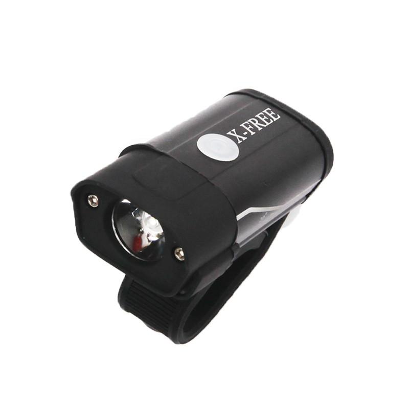 X-FREE 自行車黑珍珠車前燈 [05300135]【飛輪單車】