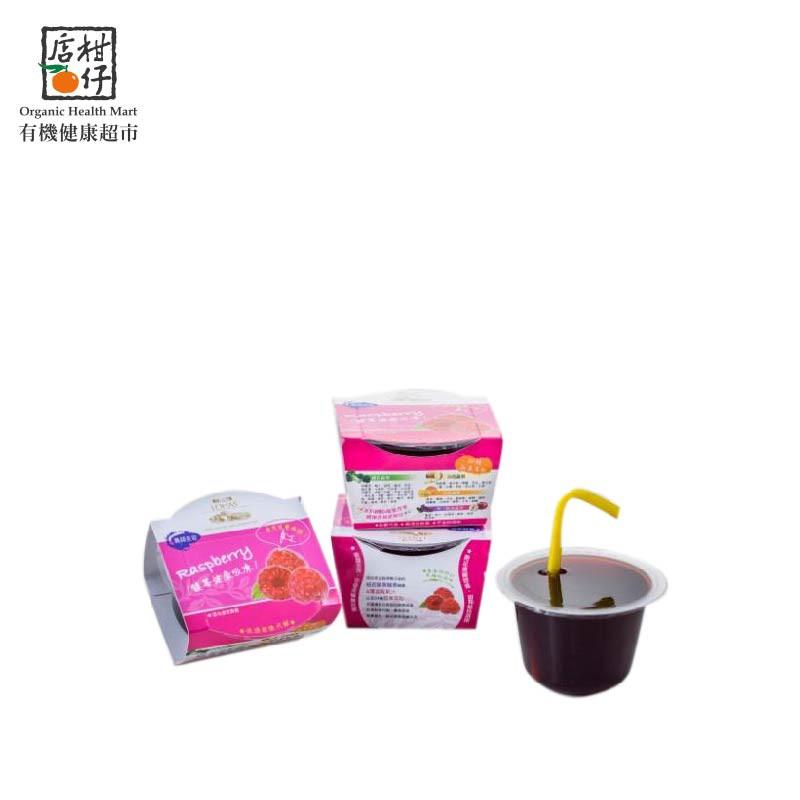 樂活心主張-馥莓健康吸凍(180g/杯)