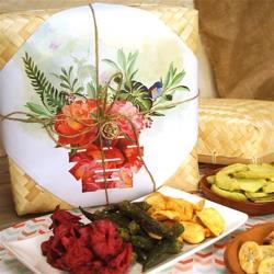 午後小食光-春神禮盒(蔬果脆片5入)