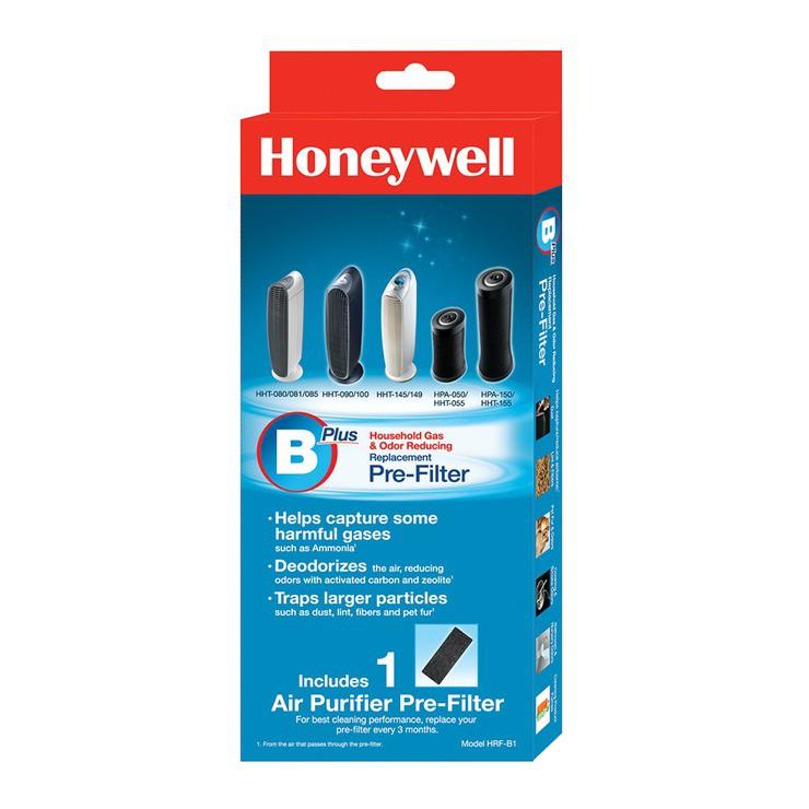 【Honeywell 漢尼威爾 】 HRF-B1 CZ除臭濾網(適用機型: HPA160、HHT145/155)