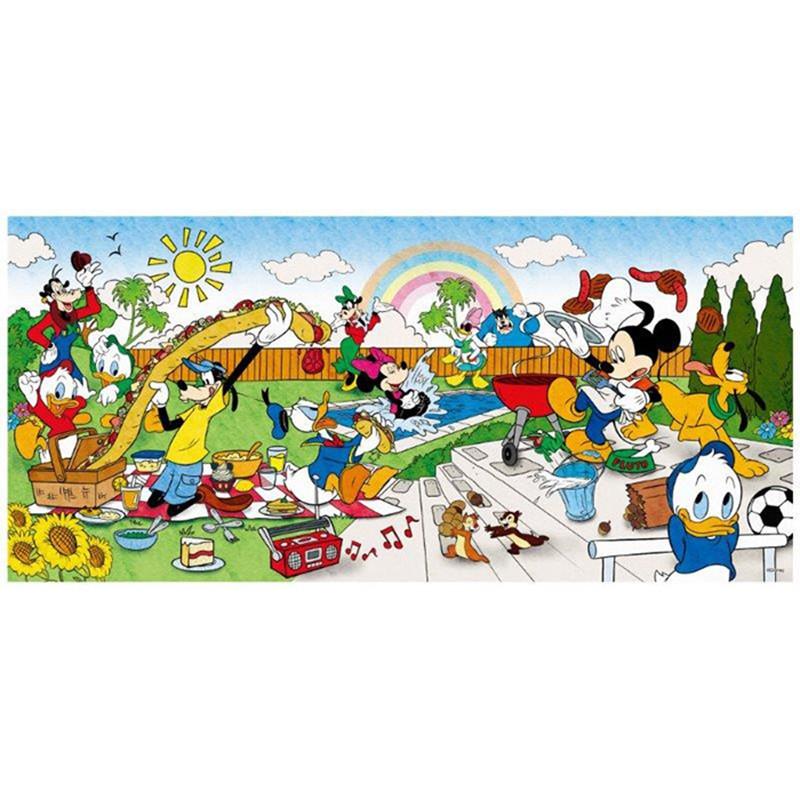Mickey Mouse&Friends樂活野餐拼圖510片