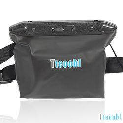 Tteoobl T-020B 耐壓20米立體防水腰包(適用水上型活動)_黑