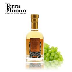 【Terra Del Tuono雷霆之地】 義大利百年手工巴薩米克醋Bianco(100ml/白色金標)