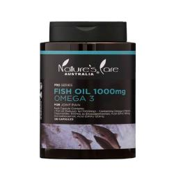 Nature s Care 豐納康 深海魚油 Omega3 200顆