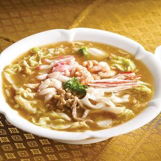 【海鮮主義】珍品海鮮煲 (約2000g;淨重650g/份 ; 2-3人份)