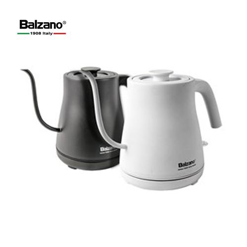 義大利Balzano 電動手沖咖啡壺/細口咖啡壺 白色/黑色 BZ-KT088W/BZ-KT088B (1年保固)