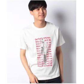 WEGO WEGO/ブリトニー・スピアーズ別注Tシャツ(ホワイト)【返品不可商品】