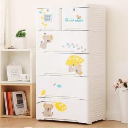 sunnybaby生活館 溫濕感測收納櫃-貪睡比利-DIY