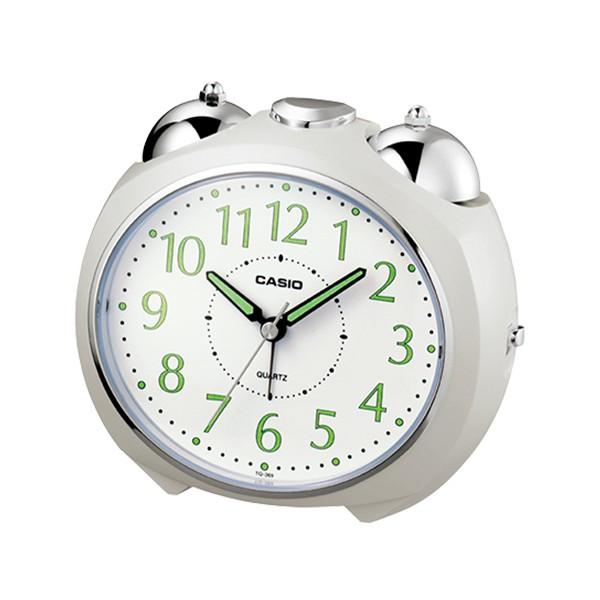 【CASIO】卡西歐TQ-369-7 日本原裝貪睡鬧鐘*TQ-369 附卡西歐保固一年