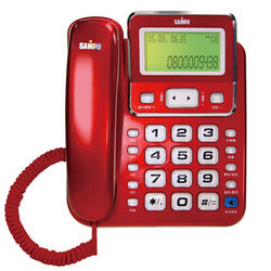 SAMPO 聲寶  來電顯示有線電話機 HT-W901L