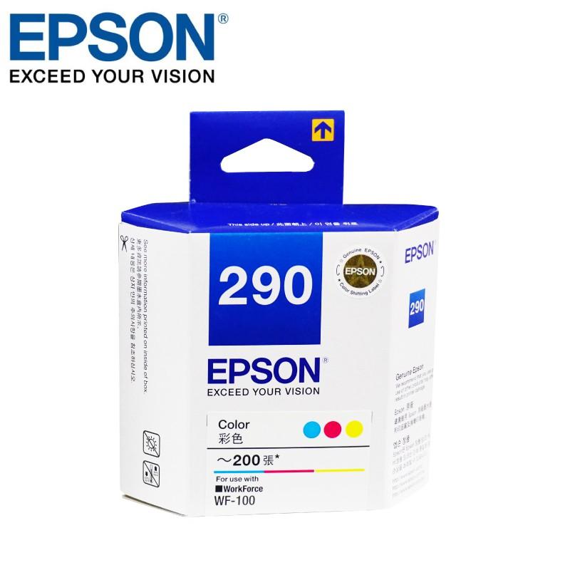 EPSON C13T290050 原廠彩色墨水匣