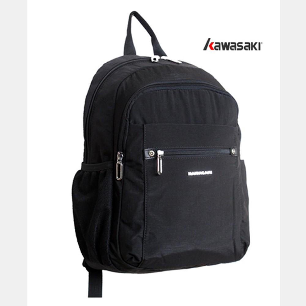KAWASAKI超輕優質平板透氣防震電腦背包-KA201