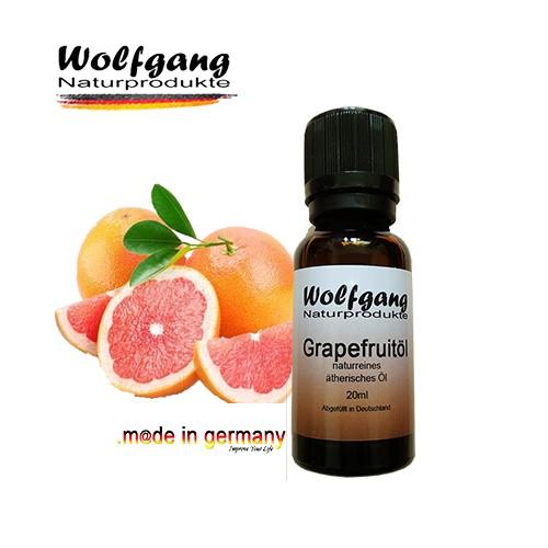 Wolfgang 葡萄柚精油20ml<德國原裝進口>
