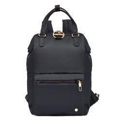 Pacsafe CITYSAFE CX 迷你時尚防盜後背包 (11L) 黑色