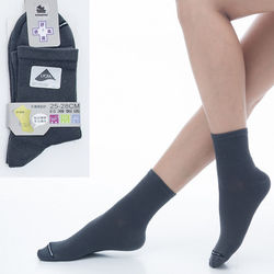 【KEROPPA】可諾帕舒適透氣減臭加大短襪x深綠兩雙(男女適用)C98006-X