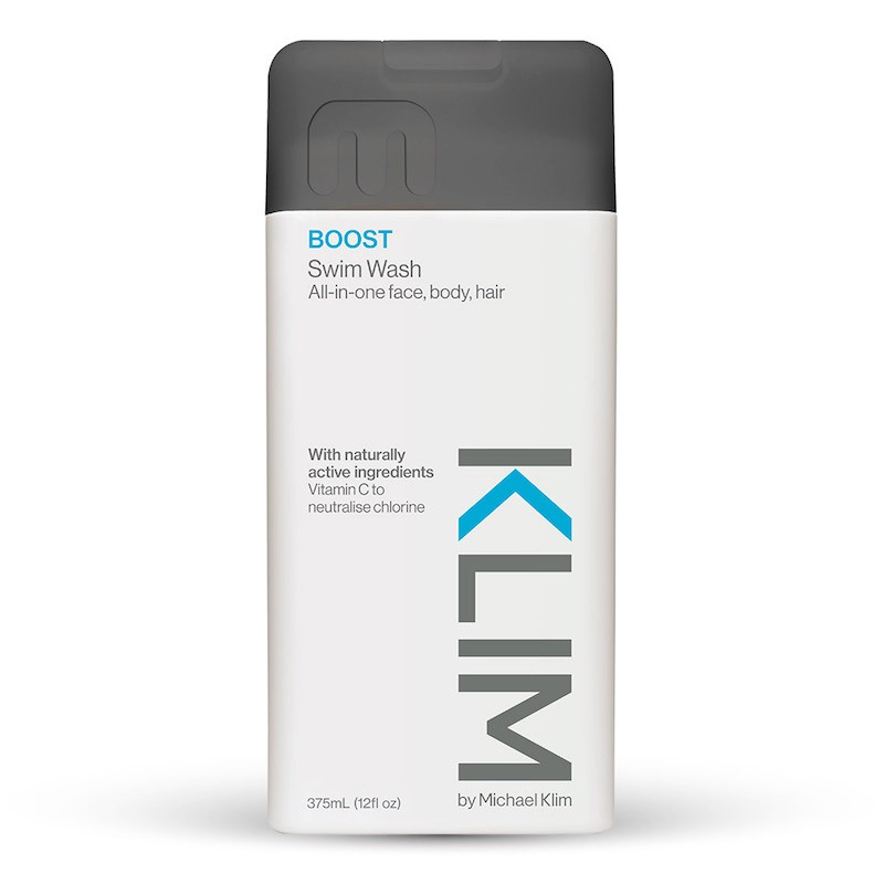 【MILK&CO】Klim 專業泳後除氯去氯清潔沐浴乳 375ml