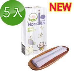 幸福米寶 幸福米麵紫心甜薯味五入(240g/包)