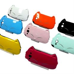 KIKI SAMSUNG GALAXY S3 漂亮貓咪 運動型矽膠套 (買一送一)