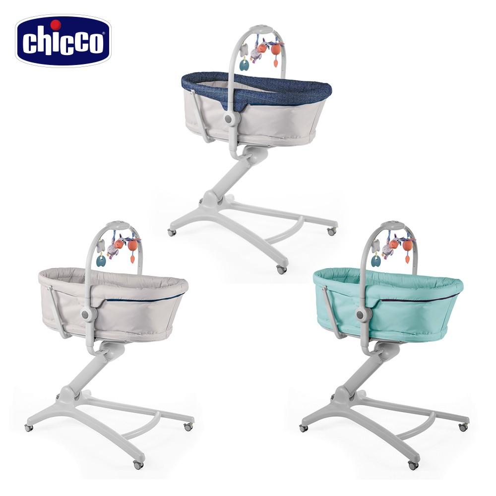 chicco-Baby Hug 4合1餐椅嬰兒安撫床(多色可選)