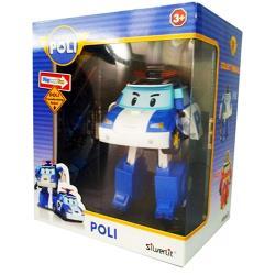 【 POLI 波力 】變形車系列 - LED 變形波力