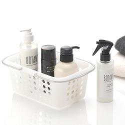 日本製造INOMATA衛浴小物手提瀝水籃3入裝