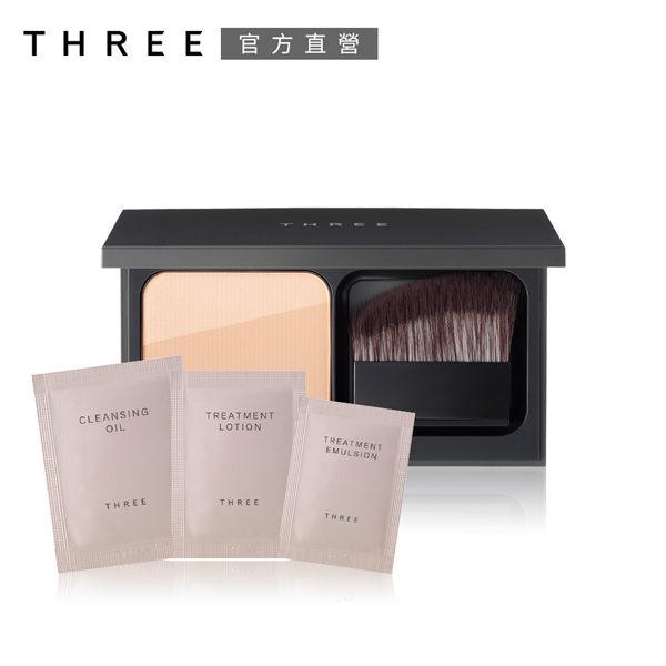 THREE 絕美柔霧妝容特惠組