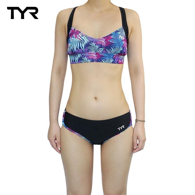 美國TYR Zelia Sporty Bikini兩件式三角泳裝 ( 買就送泳鏡)