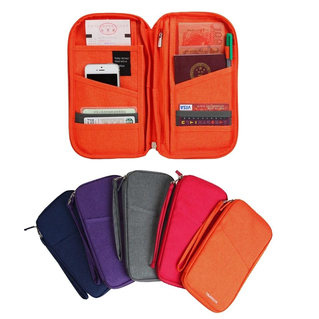 DF 輕旅系列 護照包 旅遊 護照套 旅遊必備 韓版 輕旅行 時尚 長版 尼龍款 隨身包 護照夾 可放機票 卡片
