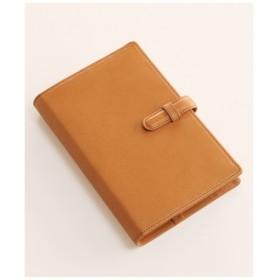 mieno [Jamale]日本製牛革レザー手帳カバーb6 ベージュ