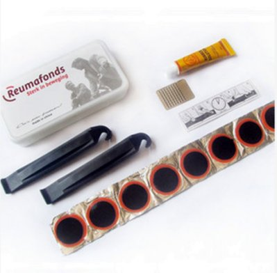 翱翔雁子【現貨】 自行車補胎工具組 腳踏車補胎工具組 修理工具組 A026