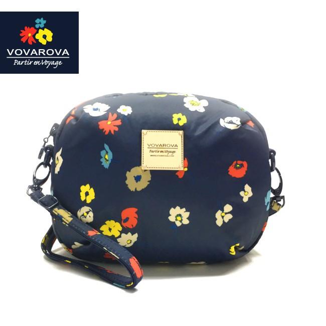 VOVAROVA空氣包-圓鼓鼓側背包-雛菊耳語