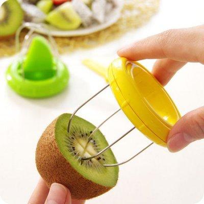 奇異果剝皮器削皮器免削皮切割神器火龍果水蜜桃果皮分割去皮器切塊器