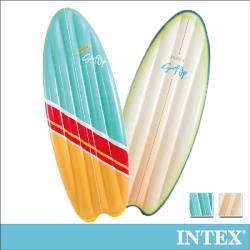 INTEX 衝浪板造型浮排 2色可選 58152