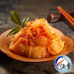漁季水產 黃金飛魚卵泡菜(250g±10%/包) 共計1包