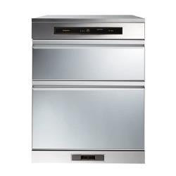 (全省安裝)莊頭北 45公分臭氧殺菌落地式烘碗機鏡面玻璃 TD-3650-45CM