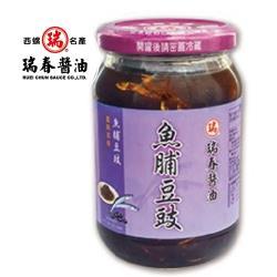 [瑞春]魚脯豆豉(330克,共12瓶入)