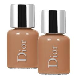Dior 迪奧 專業後台雙用水粉底精巧版(5ml)*2